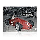 Stirling Moss Signed Formula One Photo: Monaco Winner...