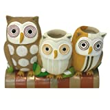 Allure Home Creations Hoot Toothbrush Holder
