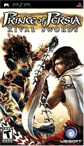 Prince Of Persia: Rival Swords - Sony Psp front-844471