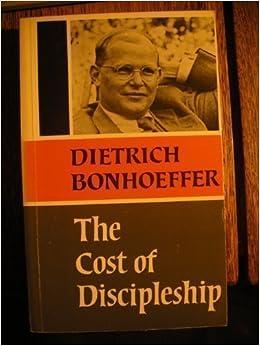 OF COST DISCIPLESHIP BONHOEFFER