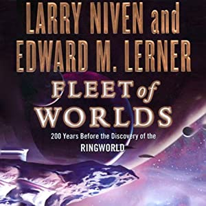 Fleet of Worlds Audiobook