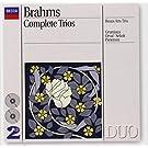 Brahms : Int�grale des Trios