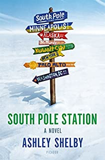 Book Cover: South Pole Station: A Novel
