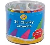 Galt Toys Chunky Crayons (24 pieces)