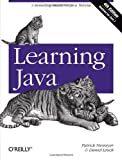img - for Learning Java by Patrick Niemeyer (2013-07-05) book / textbook / text book