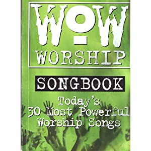 Wow Worship Songbook 2000 Integrity Incorporated