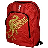 Official Football Club Foil Print Backpack (Liverpool F.C)