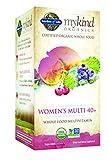 Garden of Life mykind Organics Women's Multi 40+, 120 Organic Tablet