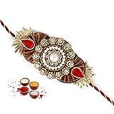 Aapno Rajasthan Medallion Rakhi (PRS14107)