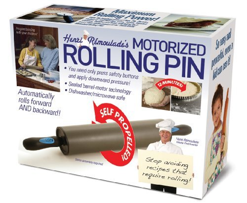 Prank Pack Motorized Rolling Pin - 1