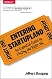 img - for Entering Startupland: An Essential Guide to Finding the Right Startup Job book / textbook / text book