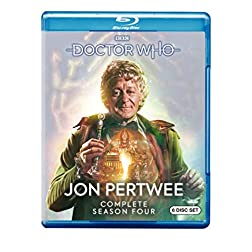 Doctor Who: Jon Pertwee Complete Season Four [Blu-ray]