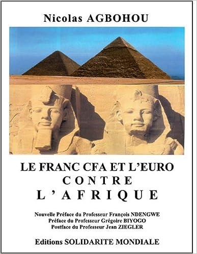 Image du livre 'LefrancCFAetl'eurocontrel'Afrique'