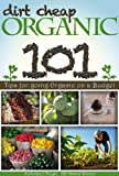 img - for Dirt Cheap Organic: 101 Tips for Going Organic on a Budget book / textbook / text book