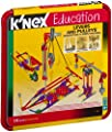 Knex Education Intro To Simple Machines - Levers And Pulleys - 178 Pieces by K'NEX