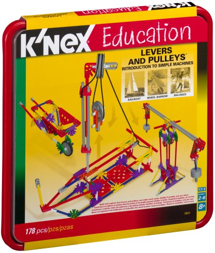Buy K'NEX EDUCATION Intro to Simple Machines:  Levers and Pulleys-178 pcs