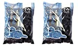 SweetGourmet Imported Sea Salt Licorice - Salty Licorice Hering / Fish (3.3Lb (1500g))