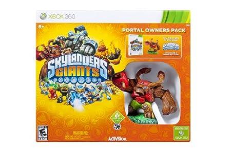Skylanders Giants Portal Owner Pack