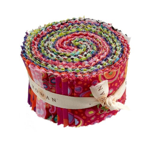 Kaffe Fassett Spots 2.5'' Design Roll (Kaffe Jelly Roll compare prices)