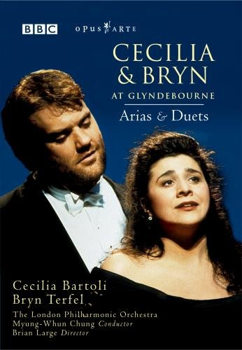 Cecilia and Bryn At Glyndebourne - Arias & Duets [DVD] [2010]