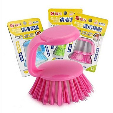 LLsai Classic Simple Design Kitchen Cleaning Brush
