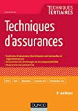 Techniques d'assurances - 3e éd.
