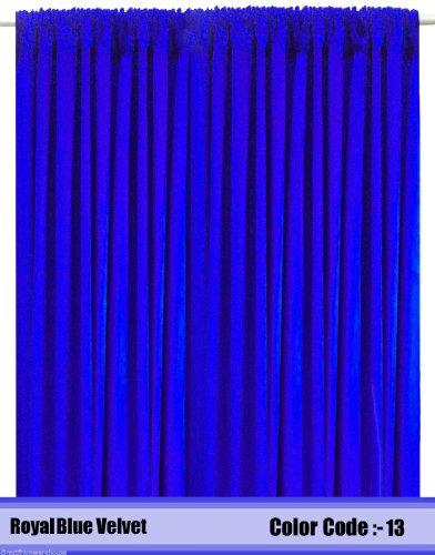 Royal Velvet Curtains