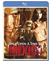 Once Upon A Time In Mexico Blu-ray by Sony Pictures Home Entertainment
