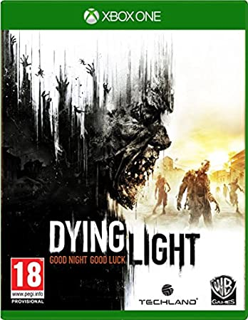 Dying Light Be the Zombie Edition (Xbox One)