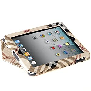 i-Blason Premium Eleganza Series for The New iPad - Side