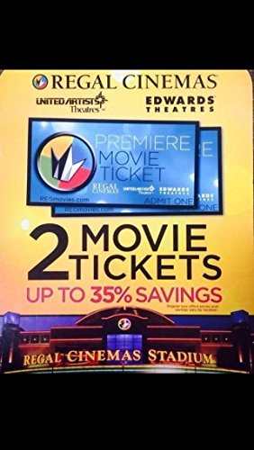 regal cinemas edwards theatres united artist theatres special discount movie tickets. Black Bedroom Furniture Sets. Home Design Ideas