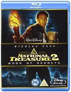 National Treasure 2: Book of Secrets [Blu-ray] [Import anglais]