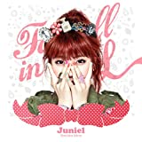 Juniel 3rd Mini Album - Fall In L (韓国盤)