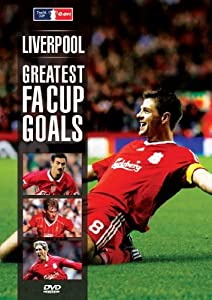 Liverpool Fc Greatest Fa Cup Goals Dvd by Ilc Media