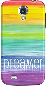 DailyObjects Dreamer Case For Samsung Galaxy S4