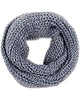 Echarpe - Viper Tube en boucle Foulard Snood - écharpe -autour du cou tricoté hiver multi