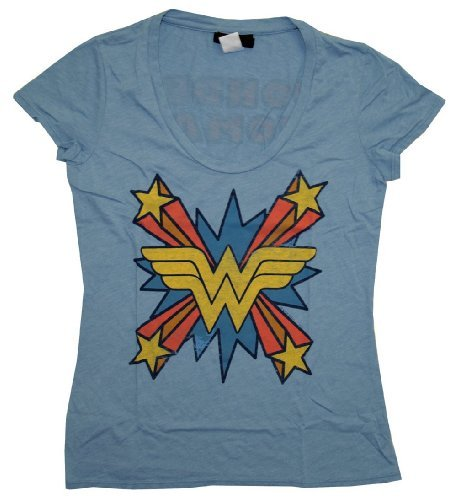 tv-store-wonder-woman-the-skipper-logo-scoop-neck-mystic-blau-junior-t-shirt-junior-large