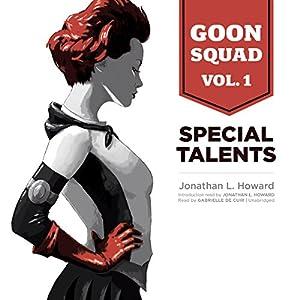 Special Talents Audiobook