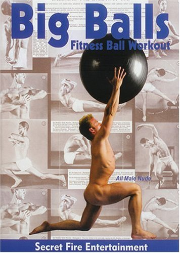 Big Balls - All Male Nude Workout
