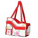 Kuber Industries Mama's Bag, Baby Carrier Bag, Diaper Bag, Travelling Bag - B01NBOBVEM