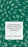 img - for Contemporary Capacity-Building in Educational Contexts book / textbook / text book