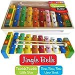 Childrens Wooden Musical Instrument -...
