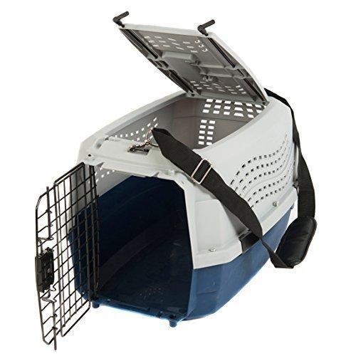 Favorite-Dog-Cat-Rabbit-Airline-Approved-Car-Travel-Vet-Visit-Pet-Carrier