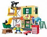 51hkcZQCWLL. SL160  Fisher Price Mannys Workshop Playset