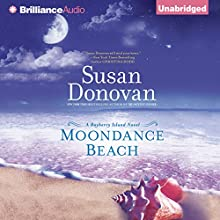 Moondance Beach: Bayberry Island, Book 3 (       UNABRIDGED) by Susan Donovan Narrated by Amy McFadden