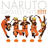 NARUTO GREATEST HITS!!!!!(DVD)