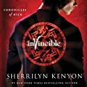 Invincible: The Chronicles of Nick (       UNABRIDGED) by Sherrilyn Kenyon Narrated by Holter Graham