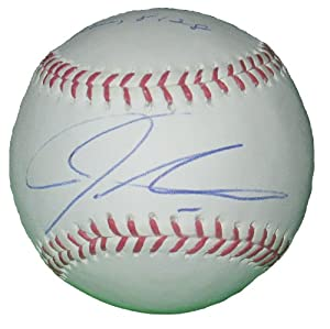 Josh Hamilton Autographed Signed Rawlings Official MLB Baseball, Los Angeles Angels... by Southwestconnection-Memorabilia