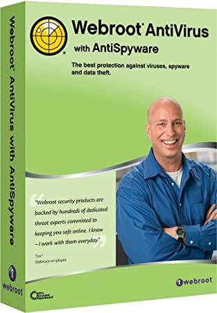 Webroot Antivirus with Antispyware [Old Version]