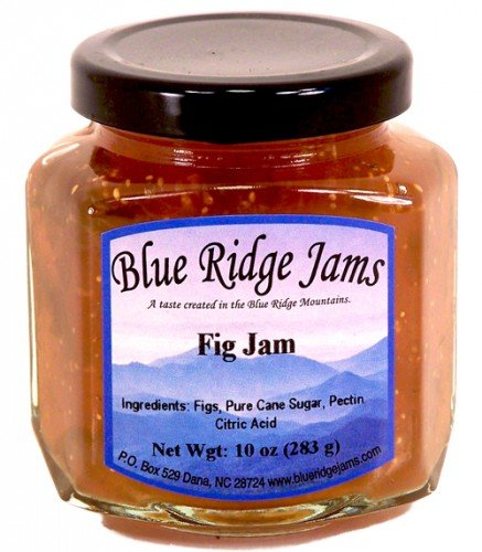 Blue Ridge Jams: Fig Jam, Set of 3 (10 oz Jars)